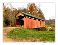 Shoults / Girl Scout Camp Covered Bridge