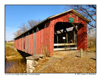 West Engle Mill Road Covered Bridge