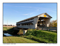 Little Darby / Bigelow Covered Bridge