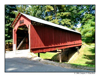 Clio / Armstrong  Covered Bridge